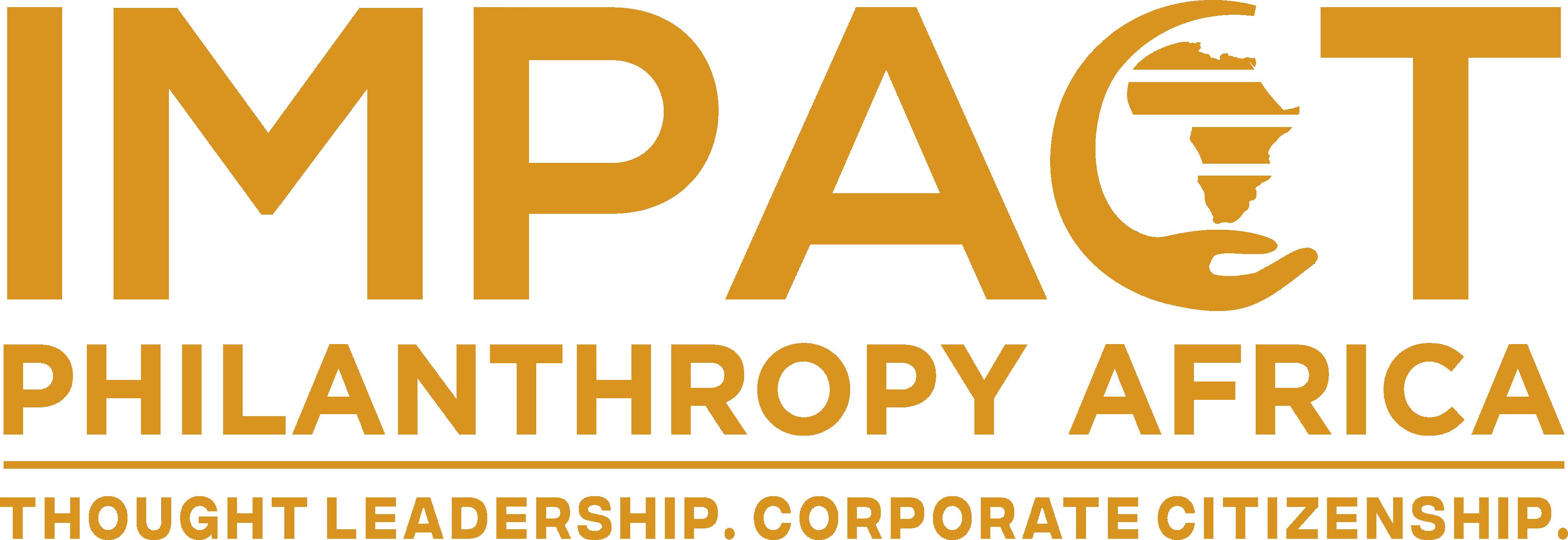 Impact Philanthropy Africa Logo